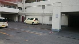 21番と44番が当院の駐車場になります