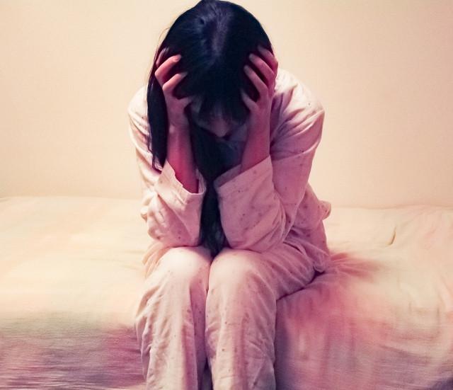 自律神経の乱れが不眠症の原因です。